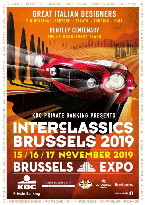 Interclassics Brussels 15th November