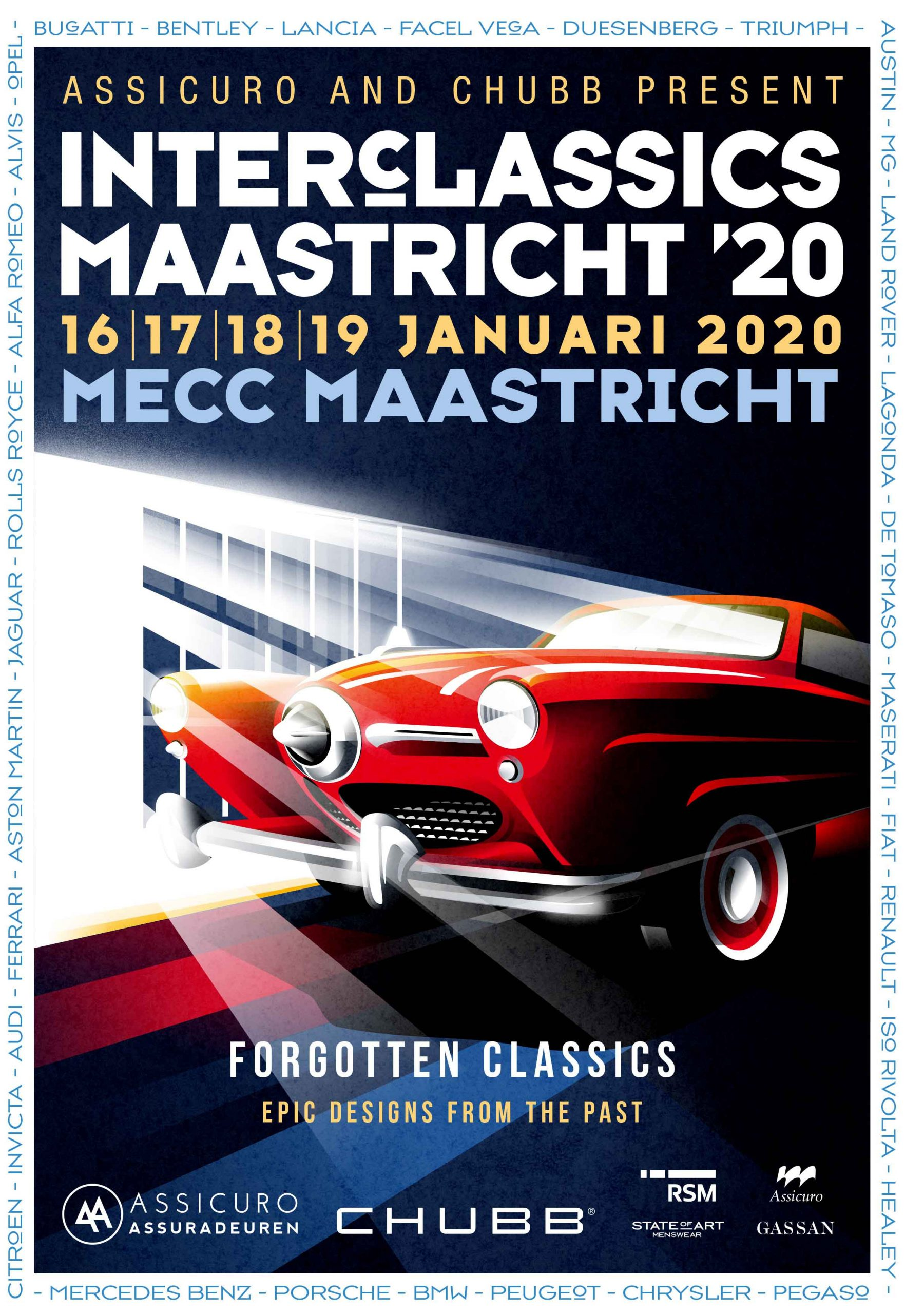 Interclassics Maastricht 17-1-2020